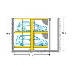 Parklift 462 | Mechanisch | Wöhr