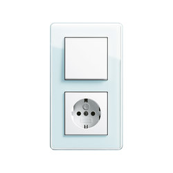 Esprit Glass C | Switch range | Interruptores pulsadores | Gira