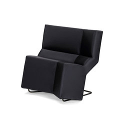 Chaos Black Edition | Lounge chairs | ClassiCon