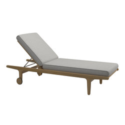 Bay Sun Lounger | Sun loungers | Gloster Furniture GmbH