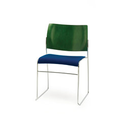 Ease Side Chair | Visitors chairs / Side chairs | Leland International