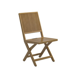 Voyager Folding Chair | Sillas | Gloster Furniture GmbH