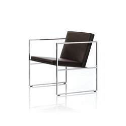 grace armchair | Lounge chairs | Brühl