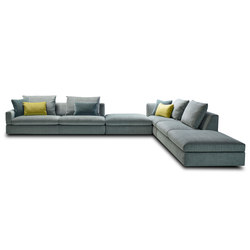 Tigra Divanbase Sofa | Lounge sofas | Jori