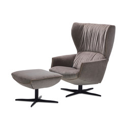 Rapsody lounge Armchair | Lounge chairs | Jori