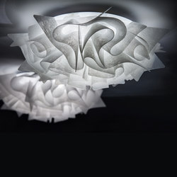 Veli Couture mini ceiling/wall | Iluminación general | Slamp