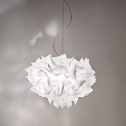 Veli Couture suspension | Iluminación general | Slamp