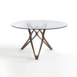 Circe tondo | Dining tables | Porada