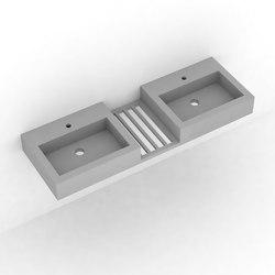 Griglia Concrete Sink | Lavabi / Lavandini | Dade Design AG concrete works Beton