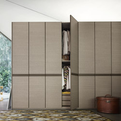 Armadio Kiri | Built-in cupboards | LEMA