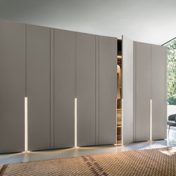 Armadio Noa | Built-in cupboards | LEMA