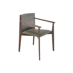 Ionis armchair | Restaurant chairs | Porada