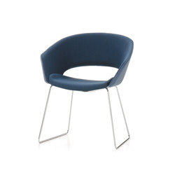 Mod | Visitors chairs / Side chairs | Leland International