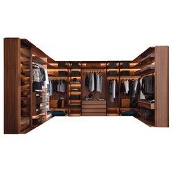 My Suite | Walk-in wardrobes | Porada