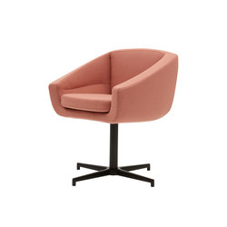 Aiko armchair | Visitors chairs / Side chairs | Softline A/S