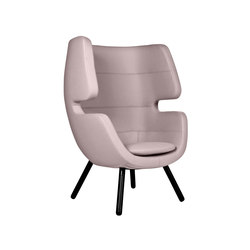 Moai Lounge Chair | Poltrone lounge | Softline A/S