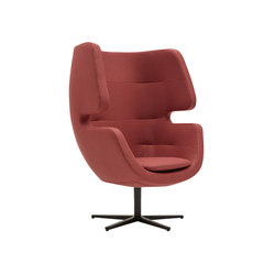 Moai Swivel | Lounge chairs | Softline A/S