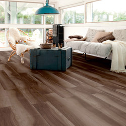 Creation Living timber rust | Synthetic tiles | Gerflor USA