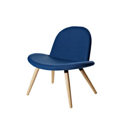 Orlando Wood | Lounge chairs | Softline A/S