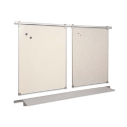 EganSystem - 202 Markerboards and Tackboards | White boards | Egan Visual