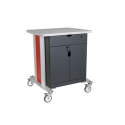 Egan OpenOffice - EganONE Pro Cart | Multimedia trolleys | Egan Visual