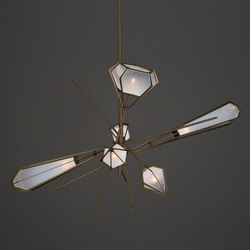 HARLOW Large Chandelier | Suspensions | Gabriel Scott