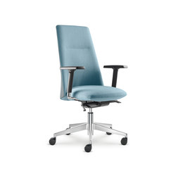 Melody Office 780-sys-br-210-n6-bo | Management chairs | LD Seating