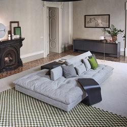 Avarit Sofa | Lounge sofas | Bonaldo