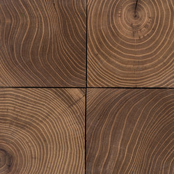 End Grain – Black Locust | Pavimenti legno | Kaswell Flooring Systems