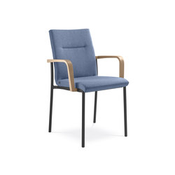 Seance Care 070-kn1-brd | Visitors chairs / Side chairs | LD Seating