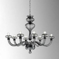 Boheme | L8 | Ceiling suspended chandeliers | LEUCOS USA