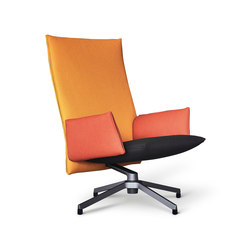 Edward Barber & Jay Osgerby Collection de canapés Pilot Chair | Fauteuils d'attente | Knoll International