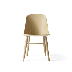 Synnes Chair, Natural Oak | Sillas para restaurantes | MENU