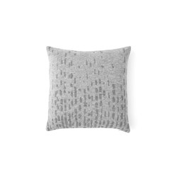 Rain Cushion, Grey | Couvertures / oreillers | MENU