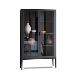 vitrinen hochwertige designer vitrinen architonic. Black Bedroom Furniture Sets. Home Design Ideas