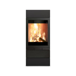 Elements 603 front | Wood burning stoves | Skantherm