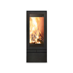 Elements 400 front | Wood burning stoves | Skantherm
