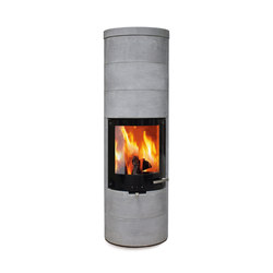 Milano stein | Wood burning stoves | Skantherm