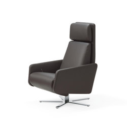 Modell 1313 Nano Hochlehner Medium | Relaxsessel | Intertime