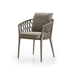 Erica outdoor | Restaurant chairs | B&B Italia