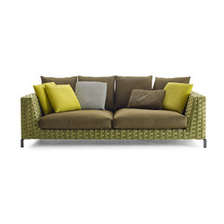 Ray Outdoor Fabric | Sofas de jardin | B&B Italia