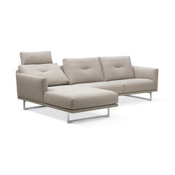 Model 1630 Mellow | Sofas | Intertime