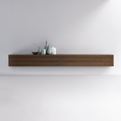 Basic c reception system reception desks from werner - Sideboard wandmontage ...