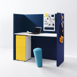 R-modul | Office Pods | werner works