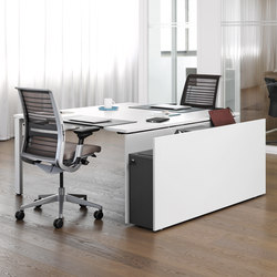 FrameFour | Tischsysteme | Steelcase