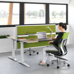 Ology | Desking systems | Steelcase
