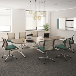 Tenaro Conferencing | Conference tables | Steelcase