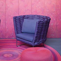 Ami Outdoor | Armchair | Garden armchairs | Paola Lenti
