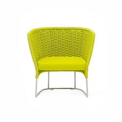 Ami Outdoor | Compact Armchair | Sessel | Paola Lenti