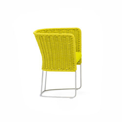 Ami Outdoor | Chair | Chairs | Paola Lenti